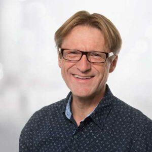 Portraetfoto Andreas Wismek, Geschaeftsfuehrer OLC Academy